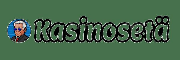 Kasinosetä logoteksti